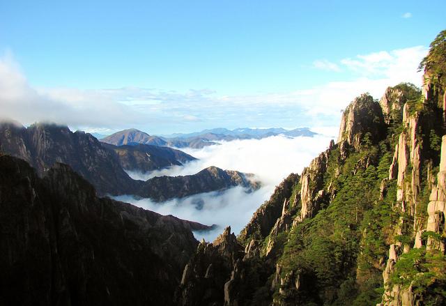 Yellow Mountain Huangshan Anhui