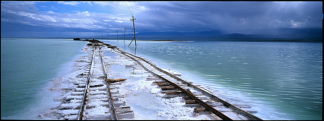 Chaka Lake Qinghai