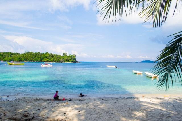 iboih beach pulau weh