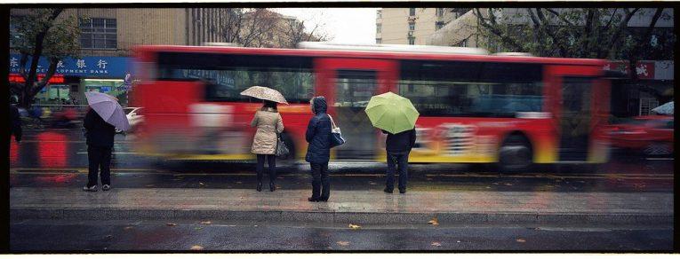 public transport china