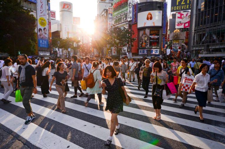15 - Shibuya Crossing