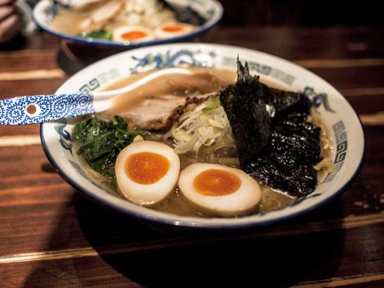 2 - Ramen in Tokyo