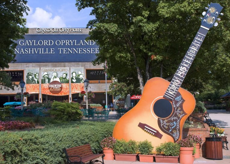 country music grand ole opry nashville