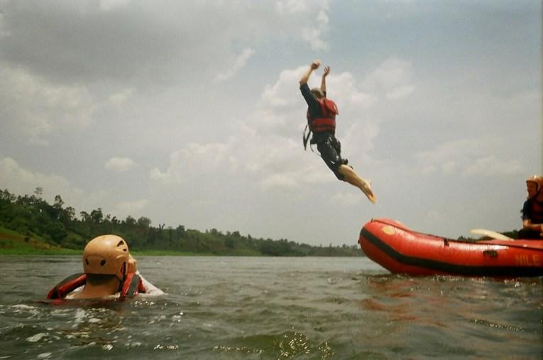 whitewater rafting jinja uganda 2