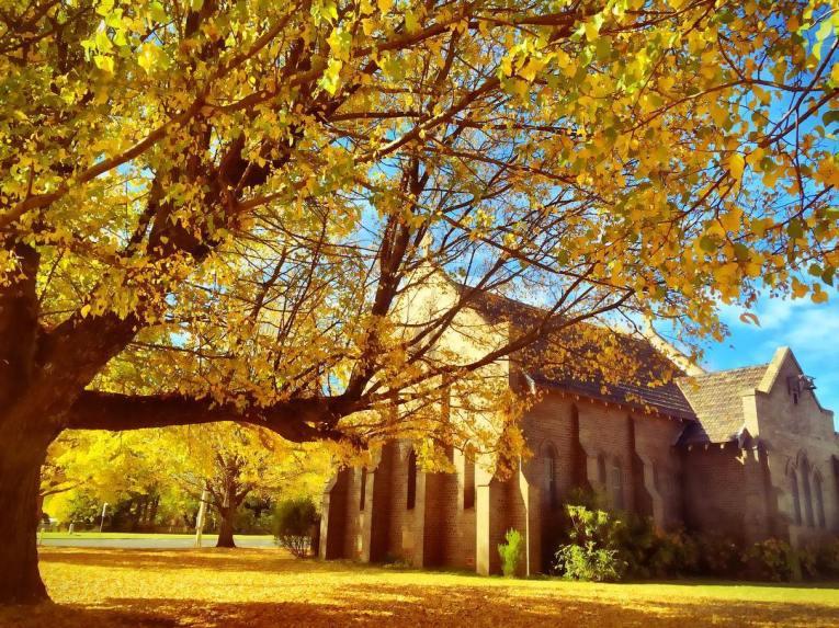 guyra church new england australia road trip