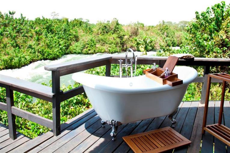 wildwaters uganda bath