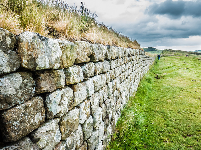 hadrian's wall uk road trip