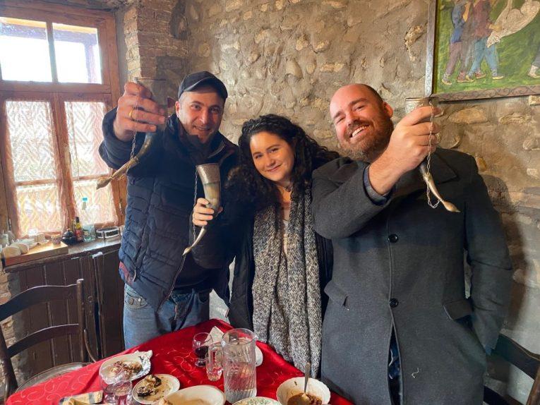 supra georgia kakheti wine tour