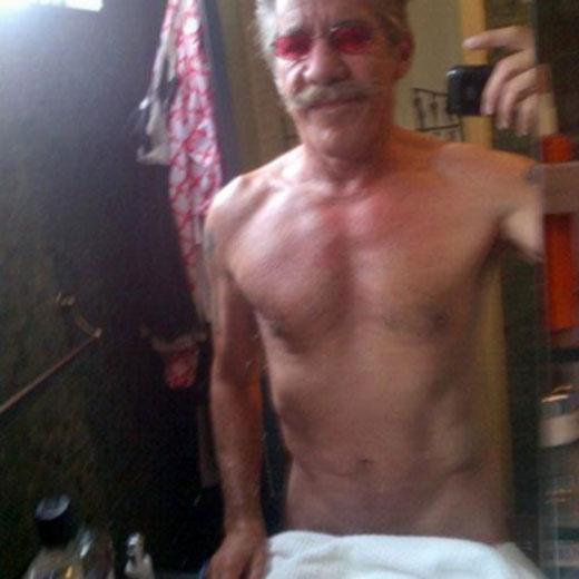 Geraldo's Selfie
