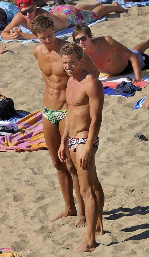 Fit Speedo Guys