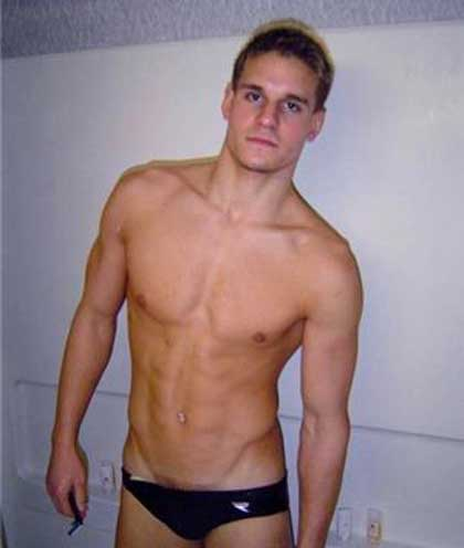 Jeremy - hot water polo player