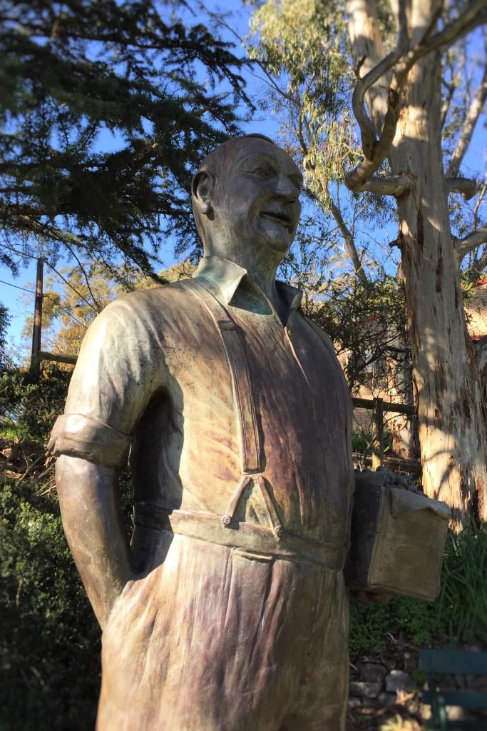 Playford Statue