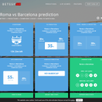 BETEGY – Football Stats & Predictions Service – Coupon for One Month Free Access