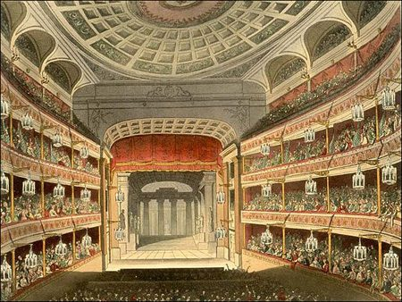 The Opera in Jane Austen's London