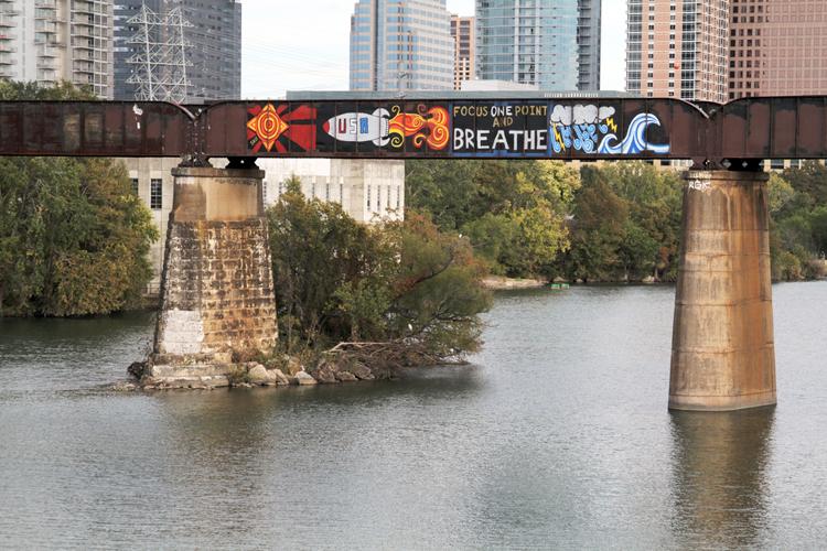 lamar train bridge pedestrian pfluger