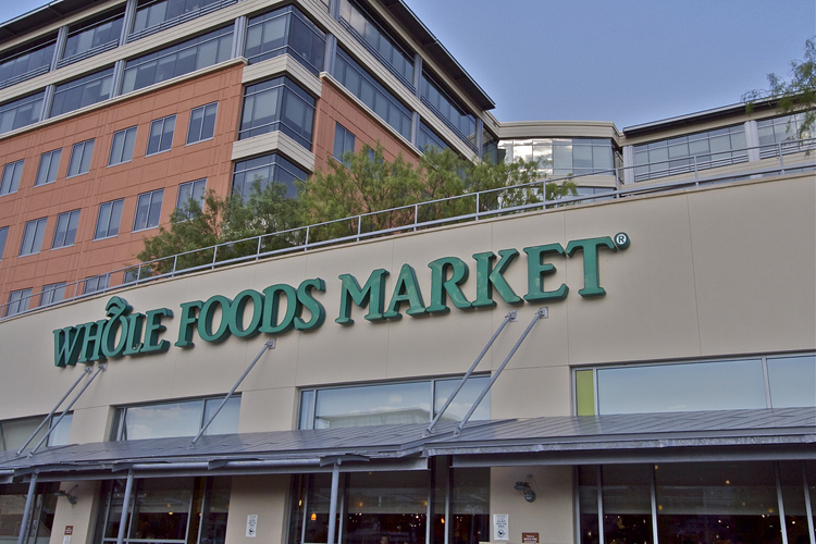 whole foods market natural grocery store food organic