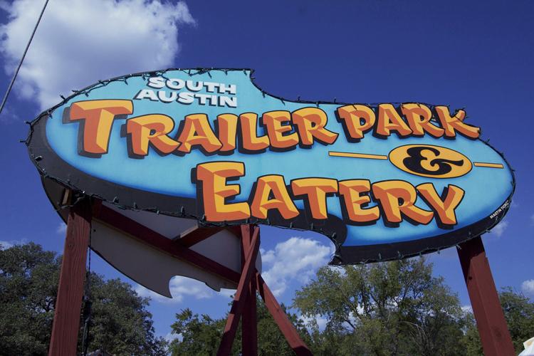 south austin trailer park eatery patio