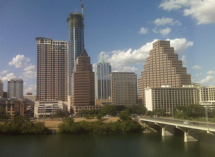 Austin hot summer heat humidity temperature