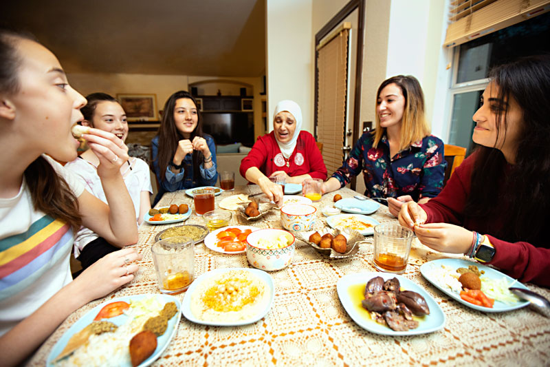 Empowering the Syrian Refugee Community One Mediterranean Recipe at a Time