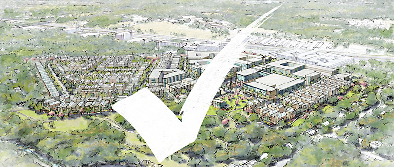 The Grove Gets Final Approval With One PUD Approved