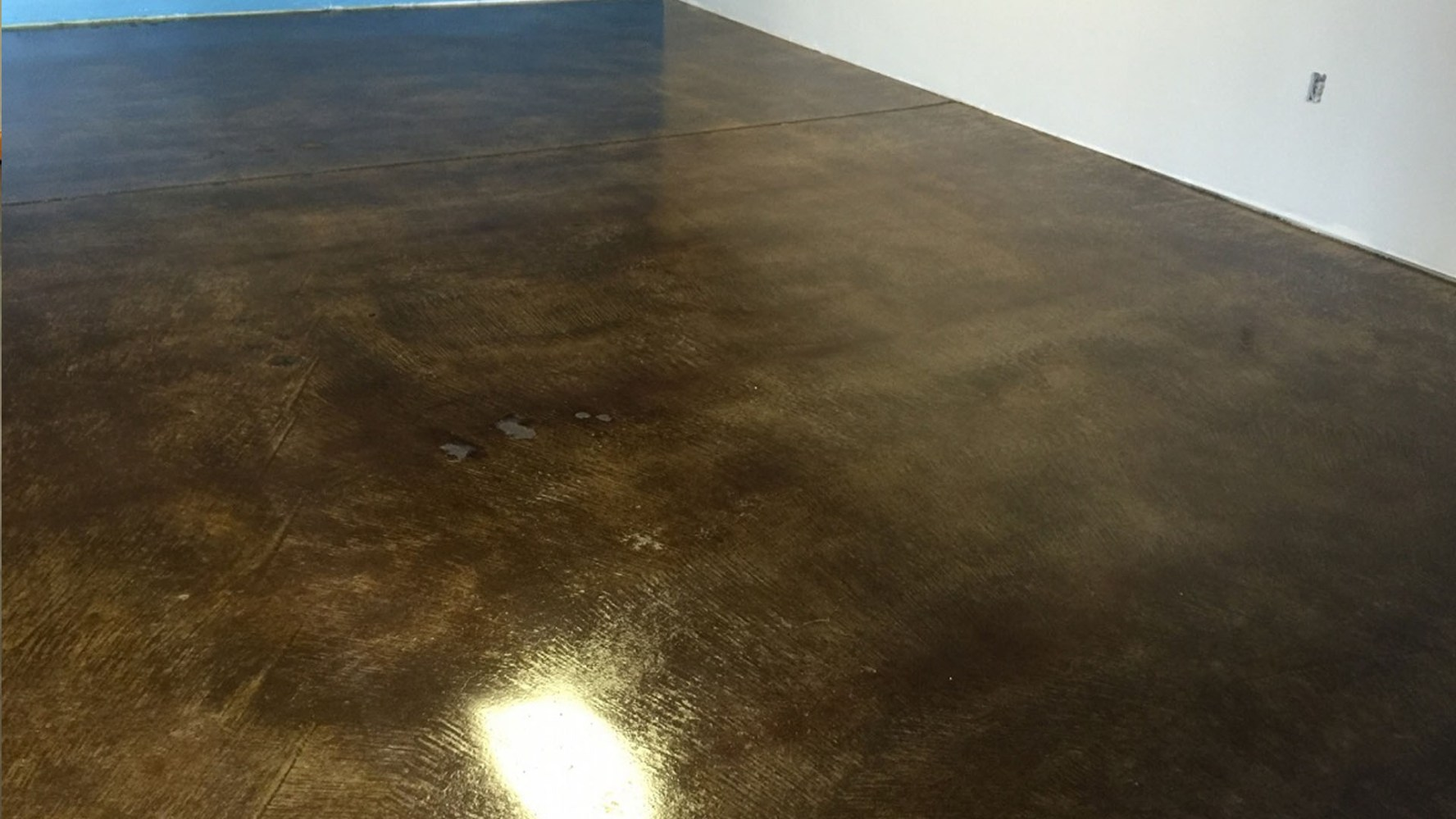 What Is The Difference Between Stamped Concrete And Stained Concrete stained concrete | stained floors | acid stained floors