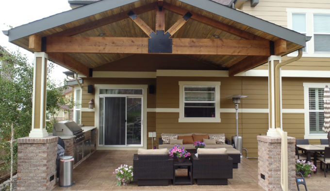 Decks, Patios, Outdoor living - Violet Crown
