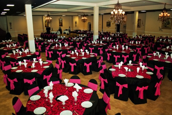 Quinceanera Decorations And Linen Als In Houston Tx