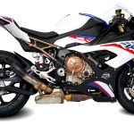2019 2021 S1000rr Eu Homologated Slip On Exhaust System