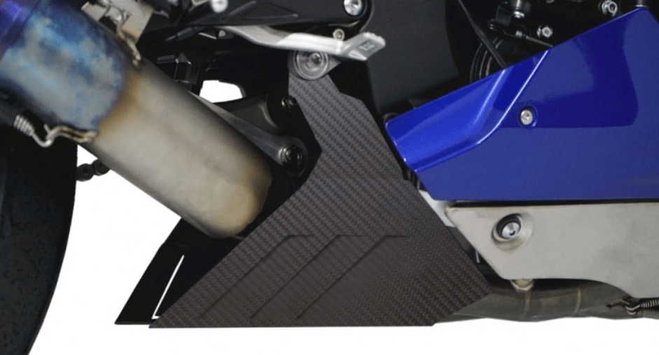 https www austinracingexhausts com au shop exhaust motorcycle brand yamaha belly cover plate r1 201516