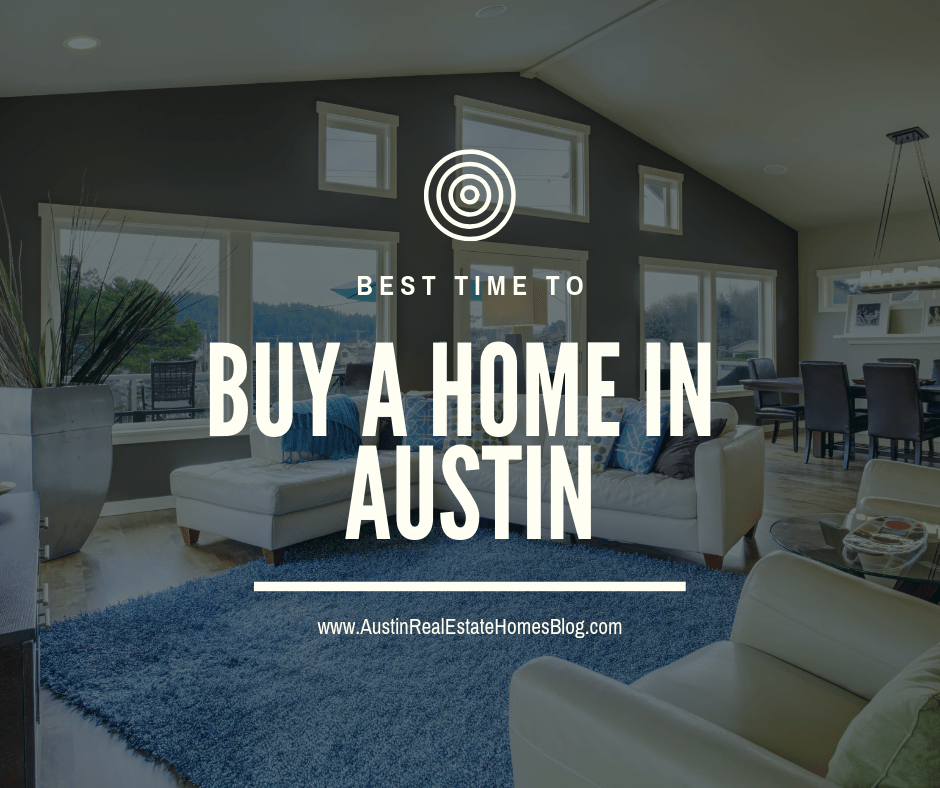 best time buy home austin