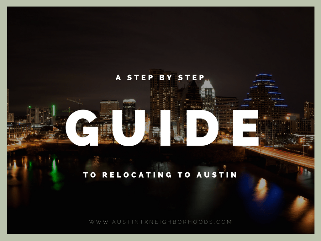 guide to relocating to austin