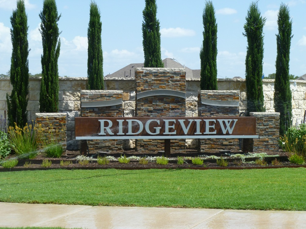 austin neighborhoods lowest property tax rate best schools Ridgeview