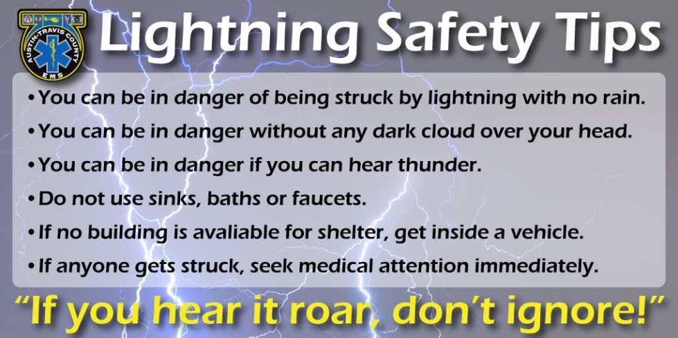Summer Safety   AustinTexas.gov