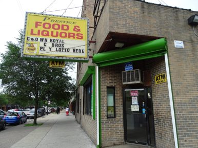 RISKING CLOSURE?: The Prestige Food and Liquor store, located at 5439 W. Madison St. | AustinTalks