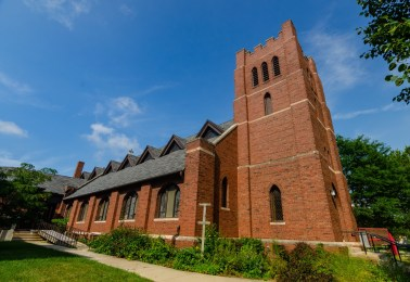 St. Martin's Episcopal Church   Photo by Eric Allix Rogers