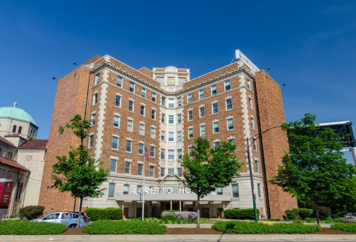 Loretto Hospital   Photo by Eric Allix Rogers