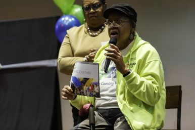 MOURNING: Mildred Wiley was a longtime organizer and community leader in Austin. | Submitted photos
