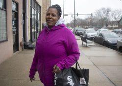 Donna Thadison puts a premium on voting. | MAYA HORTON/Free Spirit Media