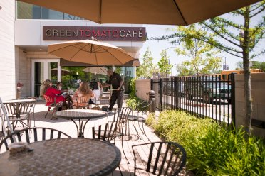 The Green Tomato Caf?. | Courtesy Green Tomato Caf?