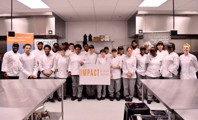 RECIPES FOR SUCCESS: Participants with Impact will receive training and an internship at a world-class restaurant in Chicago. | Submitted photo