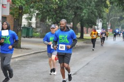 POWERING THROUGH: Austin 5K participants included state Rep. La Shawn K. Ford. | BOB MEAD/Mead Communications