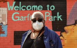 Debra Gordon, 65, East Garfield Park. | Grace Del Vecchio/City Bureau