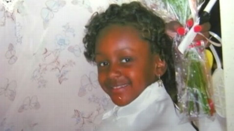 Heaven Sutton, 7, Austin child who was killed from gang gunfire in June. She was struck in the back by a stray bullet after running inside her family's home after shots rang out. She was with her mom outside at the family's candy stand when the shooting occurred. The shooter was later arrested and charged.