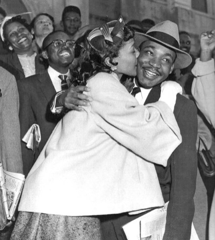 Dr. Martin Luther King Jr. and his wife Coretta were married in 1953. They would have celebrated their 15th anniversary on June 8, 1968. Coretta Scott King, 78, died in 2006.