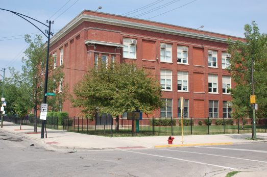 Robert Emmet Elementary School, 5500 W. Madison (File)