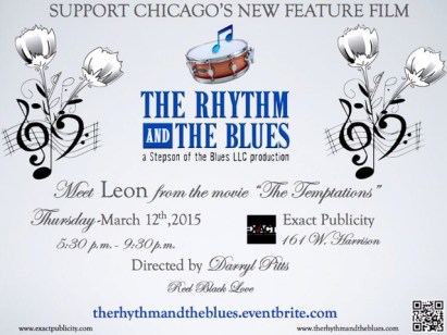 Come out in support the new film going on in chicago