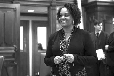 Sen. Kimberly Lightford (4th), the Black Caucus's chairwoman, whose district spans a significant portion of the West Side. | Submitted photo