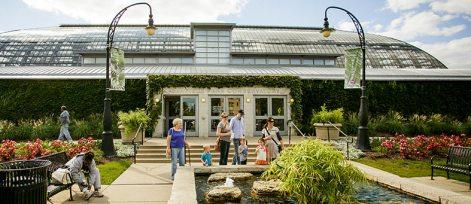 Garfield Park Conservatory | Courtesy Garfield Park Conservatory