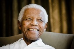 The late South African President Nelson Mandela's 100th birthday.