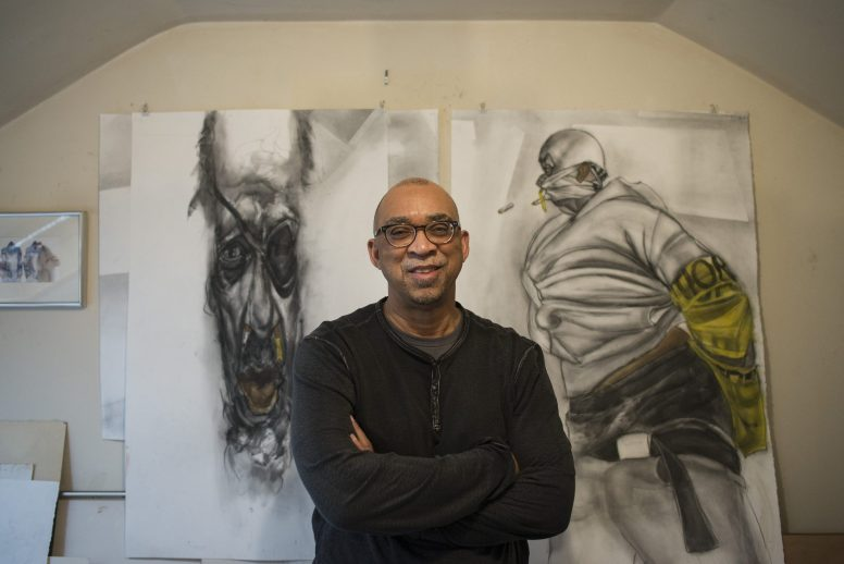 Austin native Jesse Howard's work is currently on display at the Museum of Contemporary Art. | File